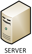 Place the icon,... Ms Visio Database Stencil