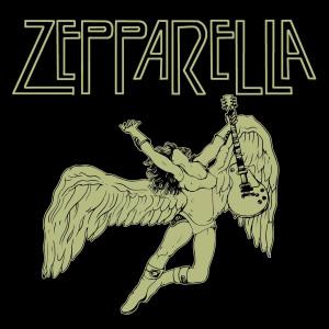Zepparella Angel Logo