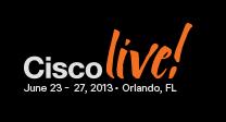 Cisco Live 2013
