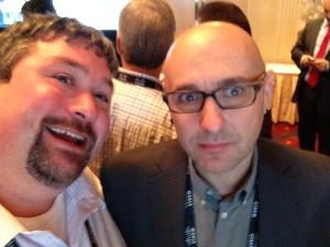 Selfie with @Dvorkinista