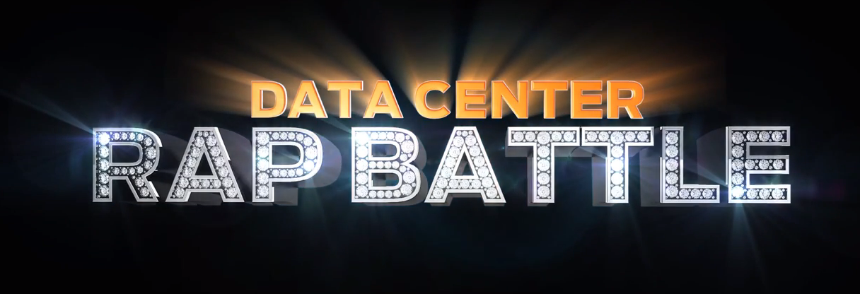 Juniper Data Center Rap Battle