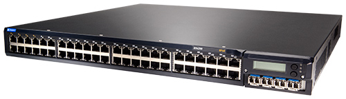 Juniper EX4200 (courtesy Juniper.net)