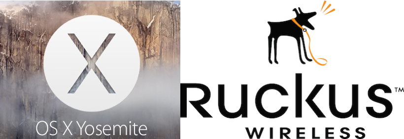 Ruckus/Yosemite Logo