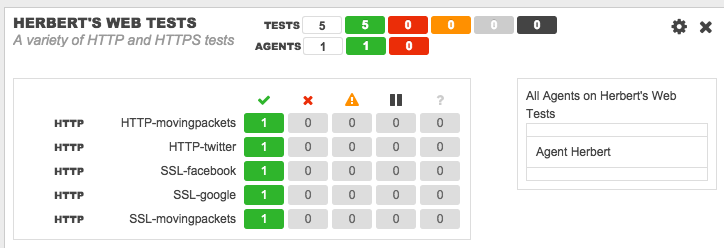 Web Tests