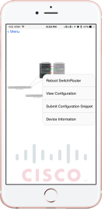 Cisco IFi Netmap ForceTouch