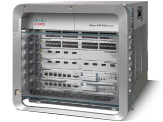 Cisco ASR9006/ IOS XR