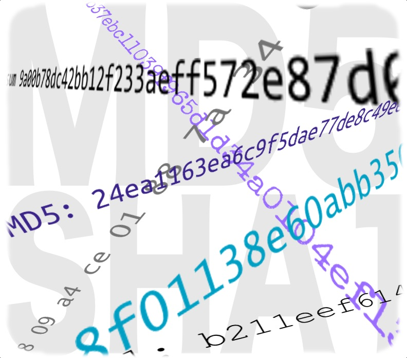 TIP: How To Do MD5 and SHA1 File Checksum Validation