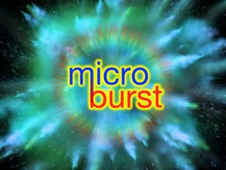 Moving Packets - Microburst